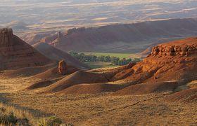 Wy landscape