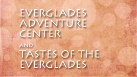 Everglades Adventure Center and Tastes of the Everglades Logo