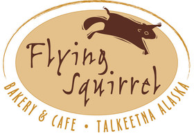 Flying Squirrel Bakery Cafe Logo