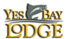 Alaska's Yes Bay Lodge Logo