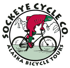 Sockeye Cycle Co. Logo