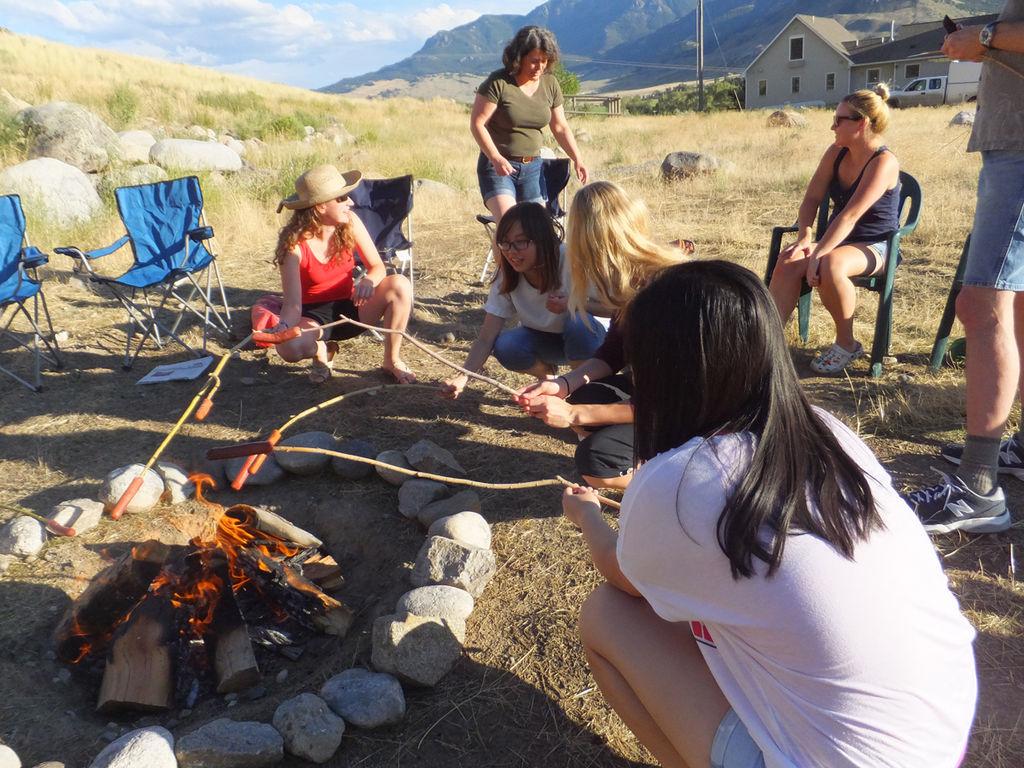 All american campfire