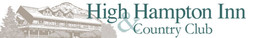 High Hampton Inn and Country Club Logo
