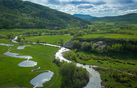The Lodge & Spa at Three Forks Ranch photo