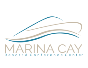 Marina Cay Resort  Logo