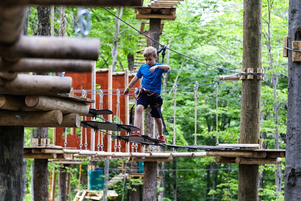 Ropes course   1 1