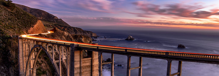 Hero cali bixby bridge