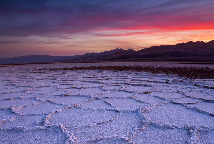 Hero badwater basin