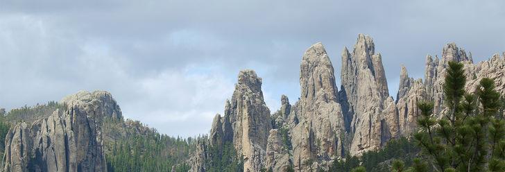 Hero custer state park