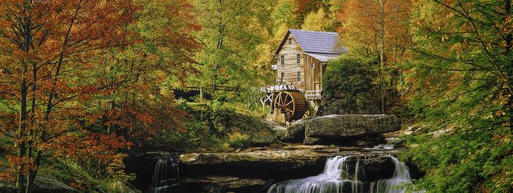 Hero west virginia   glade creek crist mills